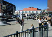 Kiruna centrum, Lappland