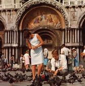 Par i Venedig på 60-talet, Italien