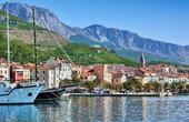 Makarska riviera, Kroatien