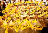 Kryddmarknad, Italien
