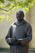 Staty av Victor Hasselblad, Göteborg