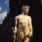 Staty i Florence, Italien