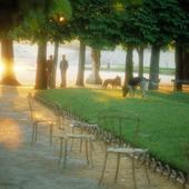 Park i Paris, Frankrike