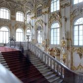 Vinterpalatset i St Petersburg, Ryssland