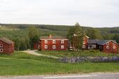 Gård i Östansjö, Hälsingland
