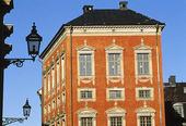 Byggnad i Gamla stan, Stockholm