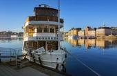 Skärgårdsbåten Norrskär, Stockholm