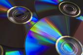 CD och DVD skivor