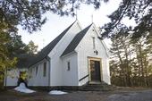 Sandhamns kapell, Sandön