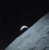 Jorden och månen