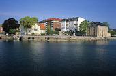 Hamnen i Karlskrona, Blekinge