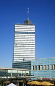 Kista Science Tower i Stockholm