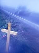 Kors vid vägkant