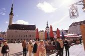 Rådhusplatsen i Tallinn, Estland