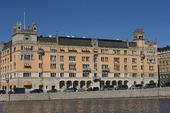 Rosenbad i Stockholm