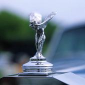Kylarprydnad på Rolls Royce