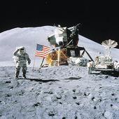 Landstigning på månen 1971