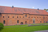 Vadstena klosterbyggnad, Östergötland