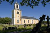 Börstils kyrka i Uppland