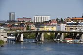 Liljeholmsbron i Stockholm