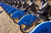 Cyklar, styr & ställ