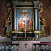 Altare i Bergums kyrka, Göteborg