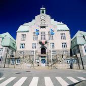 Rådhuset i Strömstad, Bohuslän