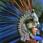 Aztec Warrior, Mexico