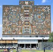 Universitetsbiblioteket, Mexico City