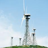 Vindkraftverk, Spanien