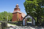 Seglora kyrka på Skansen, Stockholm