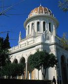 Bahaitemplet i Haifa, Israel