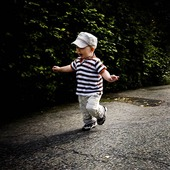 Pojke på väg