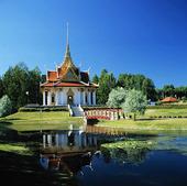 Thailändska paviljongen, Jämtland