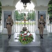 Okände soldaten grav i Warszawa, Polen