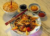 Kinesisk kötträtt