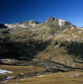 Pyreneerna, Spanien