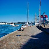Packhuskajen, Göteborg