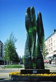 Skulptur i Umeå, Västerbotten