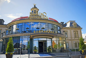 Casino Cosmopol i Sundsvall, Medelpad