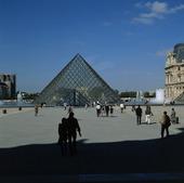 Louvren i Paris, Frankrike