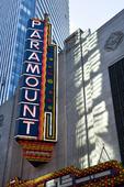 Washington street, Paramount, USA