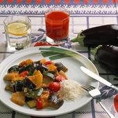 Vegetarisk maträtt