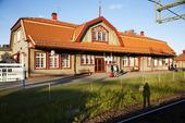 Bräcke station, Jämtland
