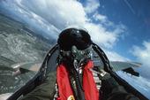 Militärflygplan, stridsflygare