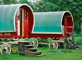 Campingvagnar, Irland