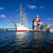 Barken Viking, Göteborg