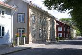 Kyrkogatan i Smedjebacken, Dalarna