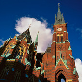 Oscar Fredriks kyrka, Göteborg