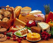Ost och bröd